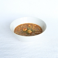 gallery/cheakpeas and chestnuts soup